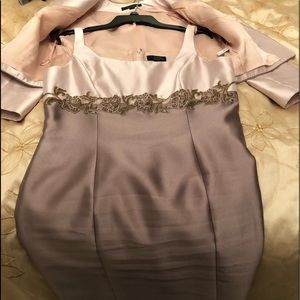 Beautiful jacket dress set size 10